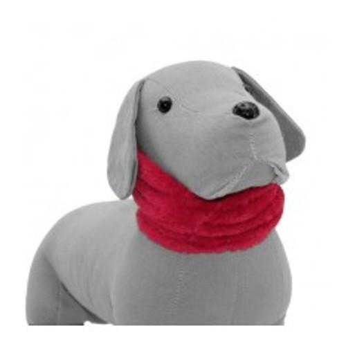 Bufanda para perros Mi&Dog roja