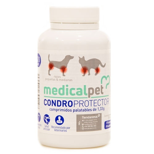 Condroprotector Medicalpet para gatos y razas pequeñas y medianas