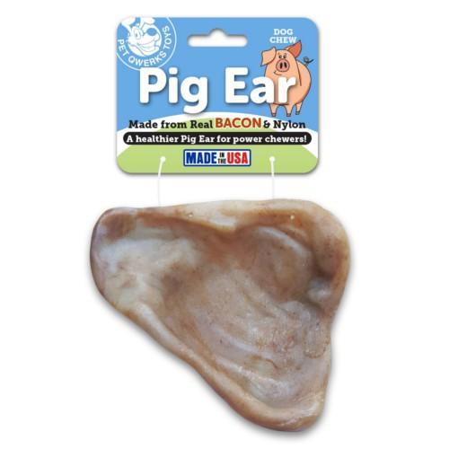 Mordedor oreja de cerdo sabor bacon