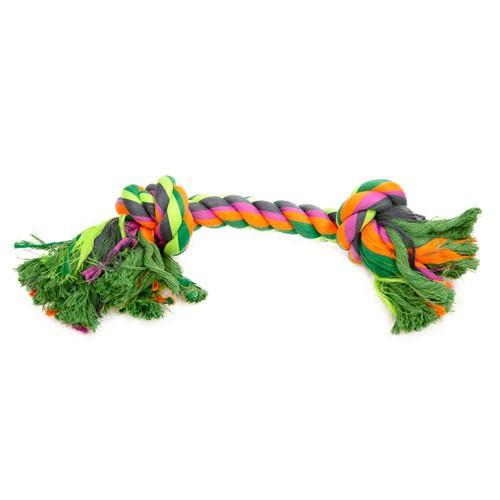 Juguete de cuerda TK-Pet nudos multicolor