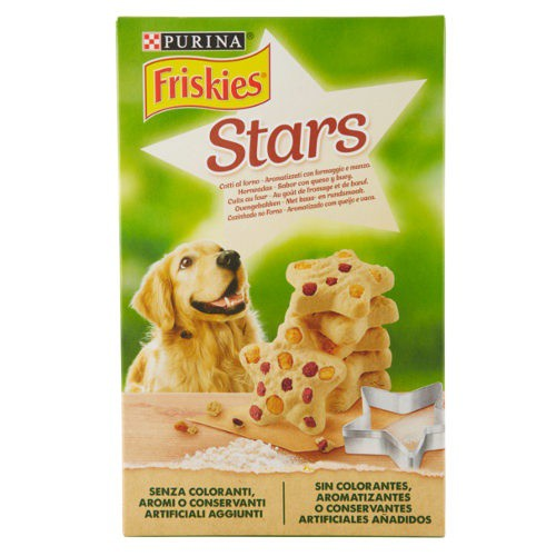 Galletas para perros Friskies Stars