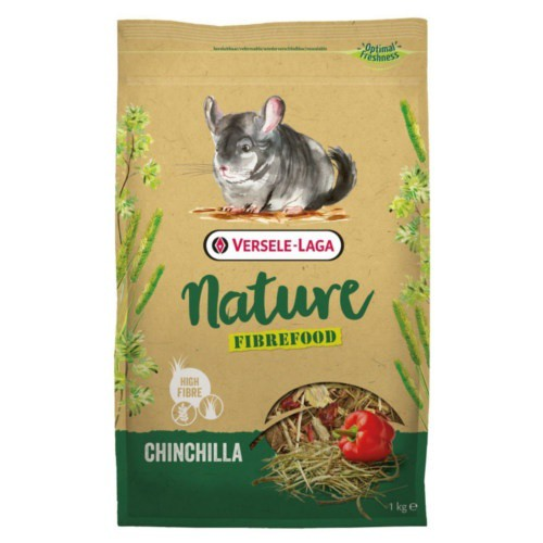 Versele-Laga Nature FibreFood para Chinchillas