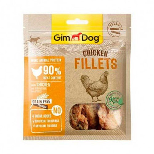 GimDog Fillets con Pollo