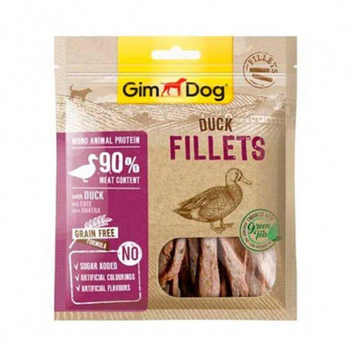 GimDog Fillets with Duck