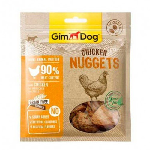 GimDog Nuggets con Pollo