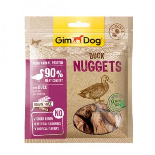 GimDog Nuggets con Pato