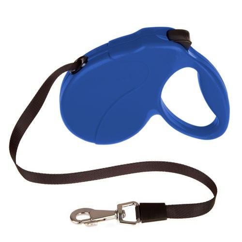 Correa extensible TK-Pet azul