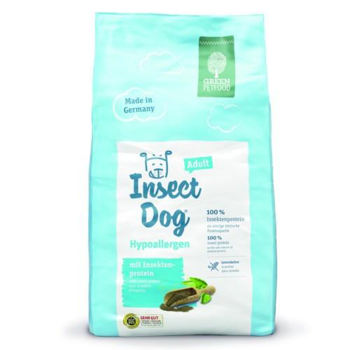 Pienso hipoalergénico InsectDog para perros