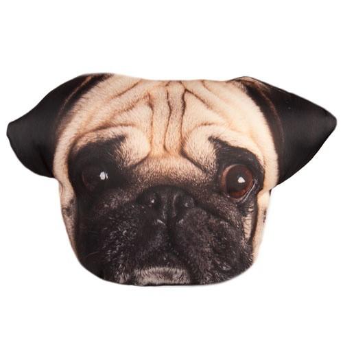 Cojín TK-Pet Face Pug