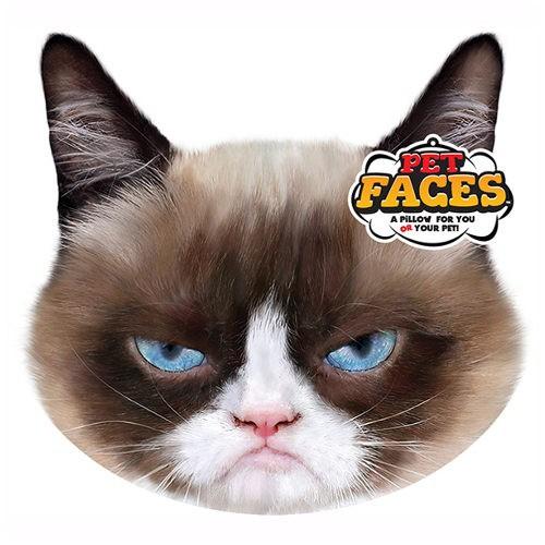 Cojín Grumpy Pet Faces