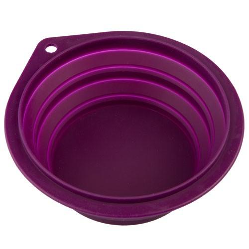 Bowl de silicona plegable TK-Pet