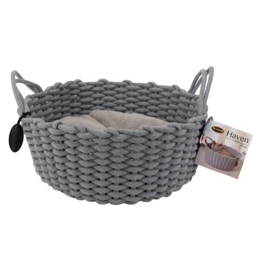 Cama tipo cesta Scruffs Haven Rope
