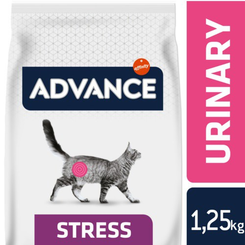Pienso Advance Urinary Stress para gatos