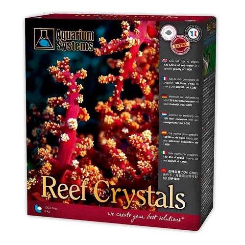 Sal Reef Crystals para acuarios marinos