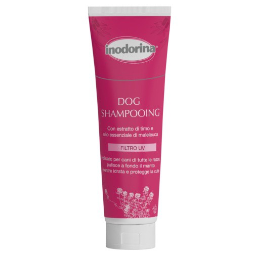 Champú Inodorina para perros de todas las razas