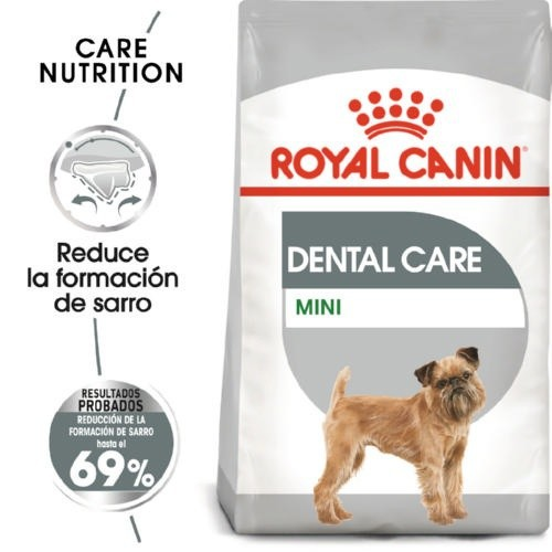 Pienso Royal Canin Dental Care Mini para perros