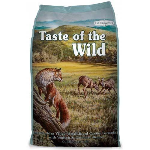Taste of the Wild Appalachian Valley con Venado