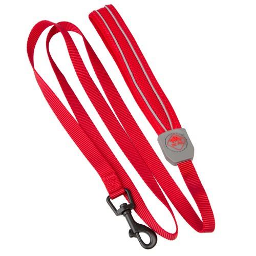 Correa de alta visibilidad TK-Pet Soft roja