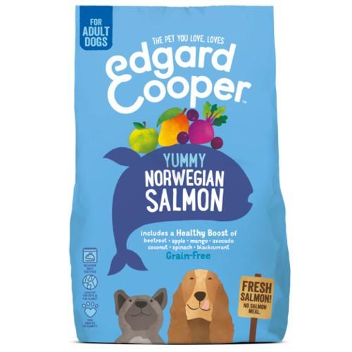 Pienso Edgard & Cooper Salmón fresco para perros
