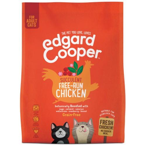 Pienso Edgard & Cooper Pollo Fresco para gatos