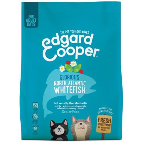 Pienso Edgard & Cooper Pescado blanco fresco para gatos
