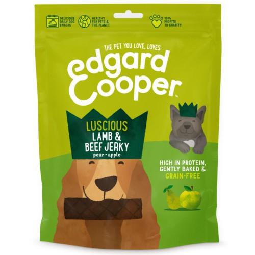 Snacks Edgard & Cooper Cordero y Vacuno para perros