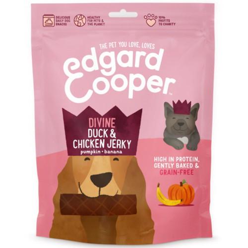Snacks Edgard & Cooper Pato y Pollo para perros