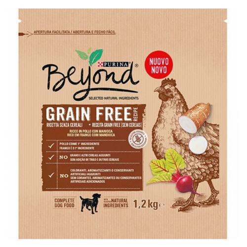 Pienso Purina Beyond Grain Free pollo