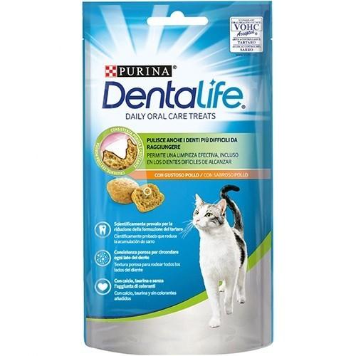 Purina Dentalife Daily Oral Care sabor pollo