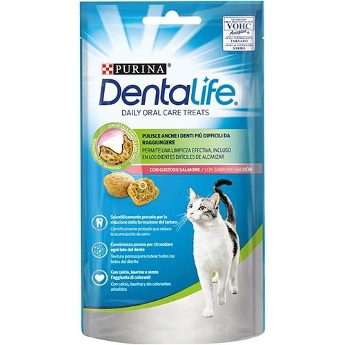 Purina Dentalife Daily Oral Care sabor salmón
