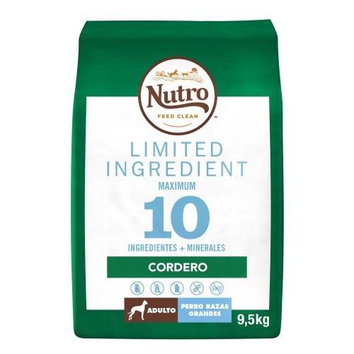 Nutro Limited Ingredient Cordero para perros grandes