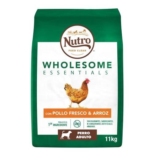 Nutro Wholesome Essentials Pollo para perros medianos