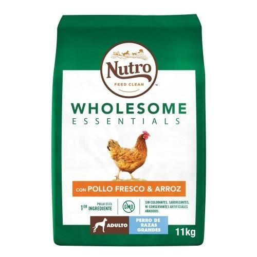 Nutro Wholesome Essentials Pollo para perros grandes