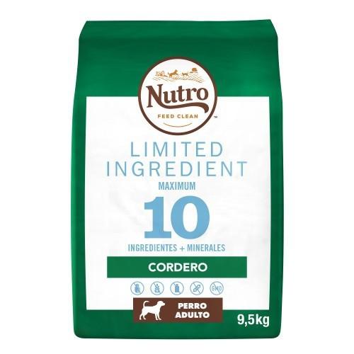 Nutro Limited Ingredient Cordero para perros