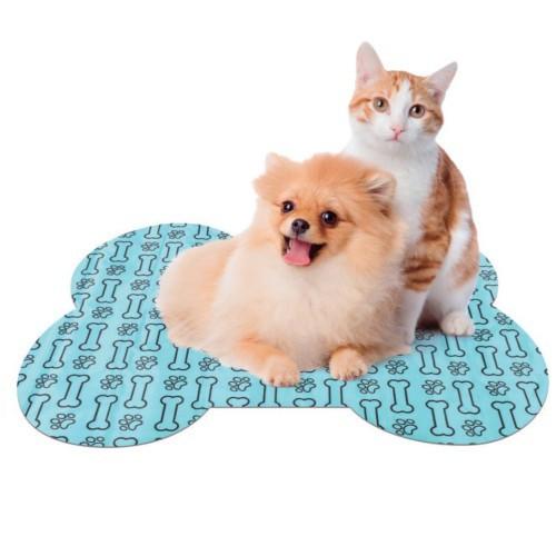Colchón refrescante Hueso para perros