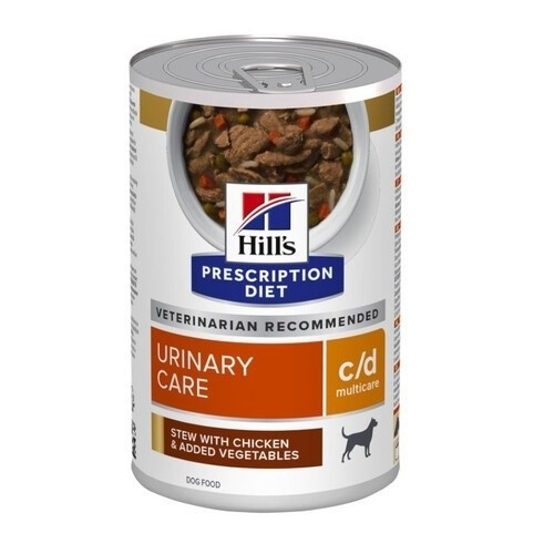 Hill's Urinary Care c/d Estofado para perros