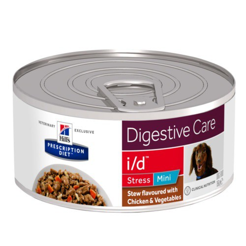 Hill's Digestive Care i/d Stress Mini Estofado para perros