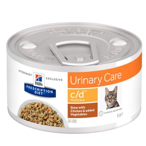 Hill's Urinary Care c/d Estofado para gatos