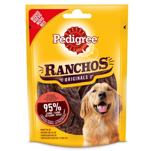 Pedigree Ranchos Originals de buey