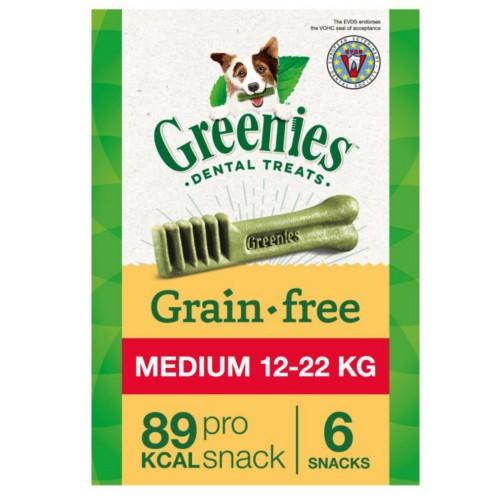 Hueso Greenies Grain Free Medium razas medianas