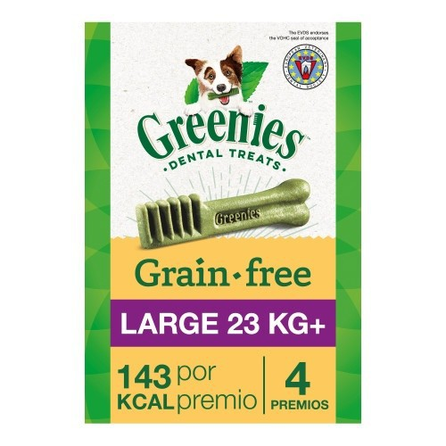 Hueso Greenies Grain Free Large razas grandes
