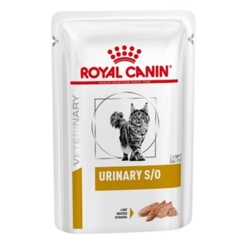 Royal Canin Urinay S/O en paté para gatos