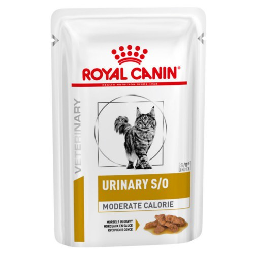 Royal Canin Urinary S/O Moderate Calorie húmedo gatos