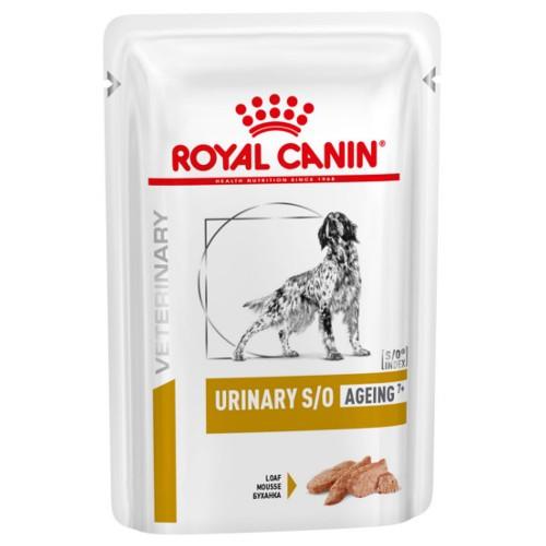 Royal Canin Urinary S/O 7 húmedo para perros