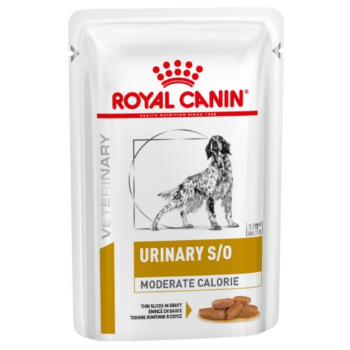 Royal Canin Urinary S/O Moderate Calorie húmedo perros