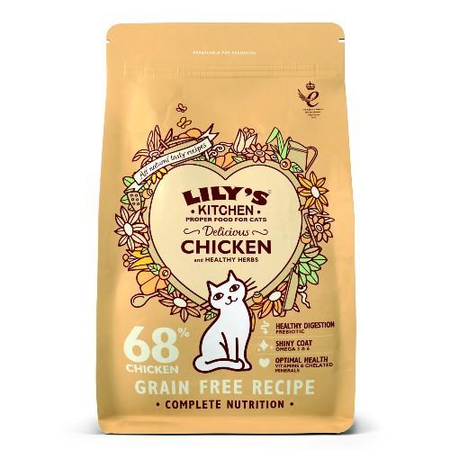Pienso Lily's Kitchen Delicious Chicken gatos