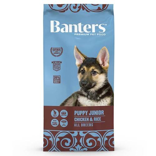 Pienso Banters Puppy Pollo para cachorros
