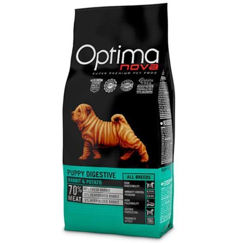 Pienso Optima Nova Puppy Digestive Grain Free