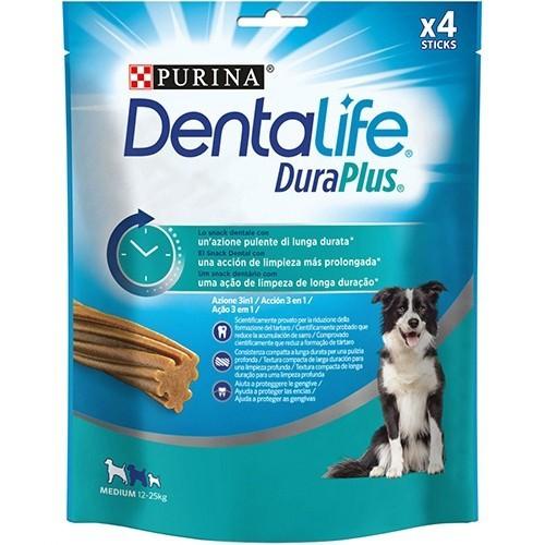 Purina Dentalife DuraPlus para perros medianos