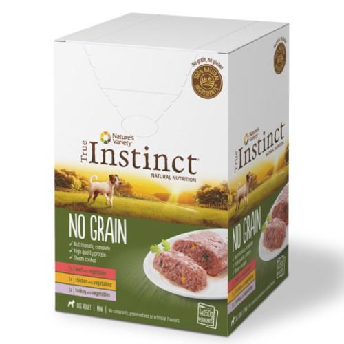 Multipack True Instinct No Grain Mini húmedo